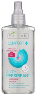 Bielenda Comfort+ Antitranspirant Spray voor Benen
