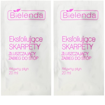 Bielenda Comfort+ Exfoliating and Moisturising Foot Mask for Softer Feet