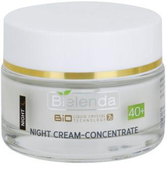 crème de nuit pour le visage garnier