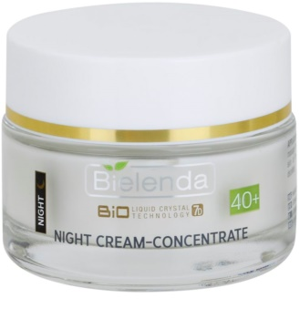 Bielenda BioTech 7D Collagen Rejuvenation 40+ noční intenzivní krém pro zpevnění pleti