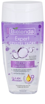 Bielenda Expert Pure Skin Nourishing sredstvo za skidanje šminke za oči i usne