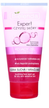 Bielenda Expert Pure Skin Soothing Cleansing Gel for Sensitive and Dry Skin