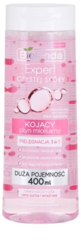 Bielenda Expert Pure Skin Soothing Micellar Cleansing Water 3 In 1