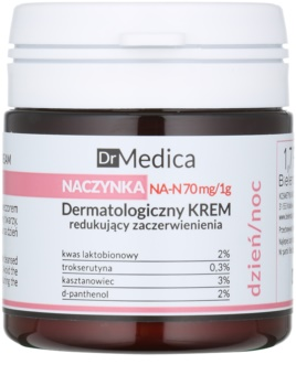 Bielenda Dr Medica Capillaries crème dermatologique anti-rougeurs