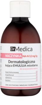 Bielenda Dr Medica Capillaries émulsion micellaire nettoyante  petits vaisseaux dilatés et éclatés