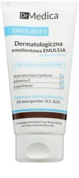 Bielenda Dr Medica Emollients Dermatologische geschmeidig machende Gesichtspflegeemulsion für empfindliche reife Haut