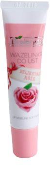Bielenda Delicate Rose vaselina para lábios