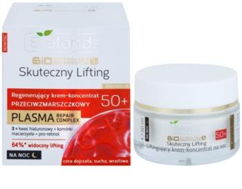 Bielenda BioTech 7D Effective Lifting 50+ crema notte attiva effetto antirughe
