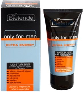Bielenda Only for Men Extra Energy intenzivna vlažilna krema proti znakom utrujenosti