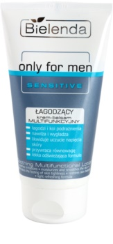 Bielenda Only for Men Sensitive balsamo lenitivo multifunzione per pelli sensibili e irritate