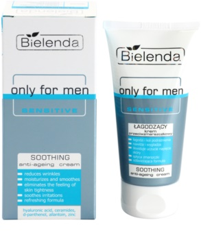 Bielenda Only for Men Sensitive crema calmanta antirid
