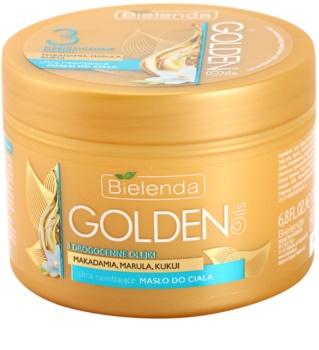 Bielenda Golden Oils Ultra Hydration intenzivní tělové máslo s hydratačním účinkem