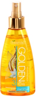 Bielenda Golden Oils Ultra Hydration huile corporelle en spray effet hydratant