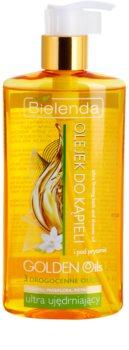 Bielenda Golden Oils Ultra Firming Shower And Bath Gel For Skin Regeneration