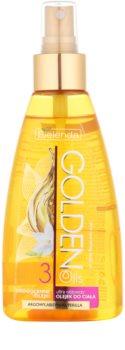 Bielenda Golden Oils Ultra Nourishing sprchový a koupelový olej pro suchou pokožku