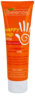 Bielenda Happy End Schutzcreme für Hände und Fingernägel