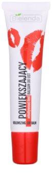 Bielenda Hollywood Red balzam za ustnice z učinkom povečanja