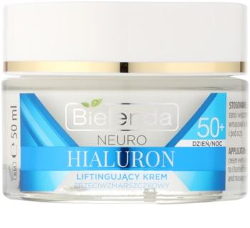 Bielenda Neuro Hyaluron crème concentrée effet lifting