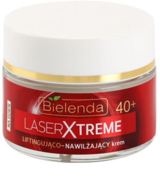 Bielenda Laser Xtreme 40+ vlažilna dnevna krema z lifting učinkom z učinkom liftinga