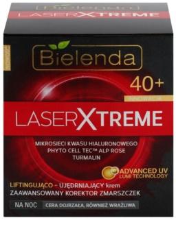 Bielenda Laser Xtreme 40+ liftingový a zpevňující noční krém