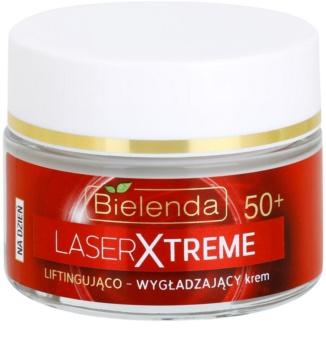 Bielenda Laser Xtreme 50+ Crema de zi pentru netezire cu efect lifting