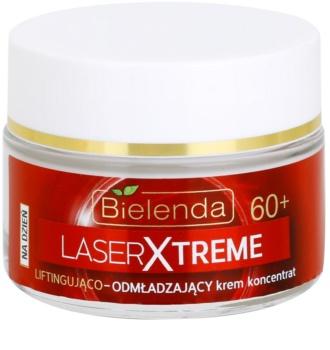 Bielenda Laser Xtreme 60+ cuidado rejuvenescedor concentrado com efeito lifting