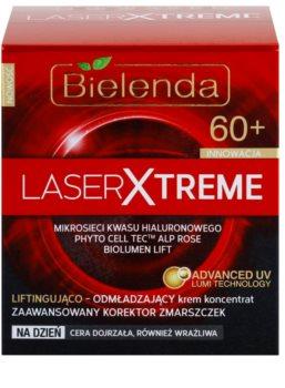 Bielenda Laser Xtreme 60+ verjüngendes Pflegekonzentrat mit Lifting-Effekt