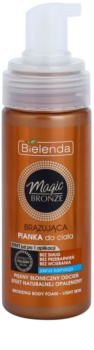 Bielenda Magic Bronze Bronzing Body Foam for Light Skin