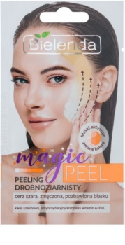 Bielenda Magic Peel crema delicata pentru exfoliere pentru o piele mai luminoasa