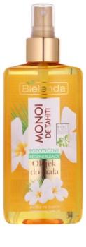 Bielenda Tropical Oils Monoi De Tahiti відновлююча олійка для тіла