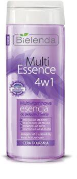 Bielenda Multi Essence 4 in 1 essence multi-vitaminée pour peaux matures