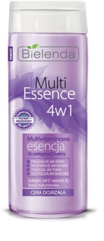 Bielenda Multi Essence 4 in 1 essenza multivitaminica per pelli mature