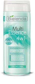 Bielenda Multi Essence 4 in 1 essence multi-vitaminée pour peaux mixtes