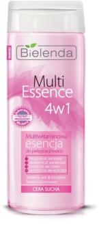 Bielenda Multi Essence 4 in 1 essência multivitamínica para pele seca