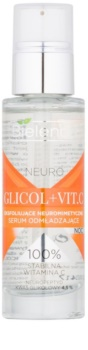 Bielenda Neuro Glicol + Vit. C nočni pomlajevalni serum s piling učinkom