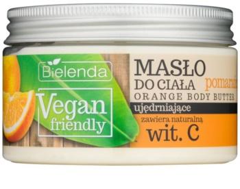 Bielenda Vegan Friendly Orange tělové máslo