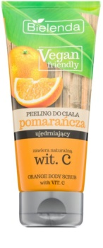 Bielenda Vegan Friendly Orange scrub corpo
