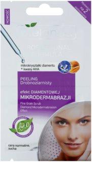Bielenda Professional Formula nježni gel za piling za normalno i suho lice