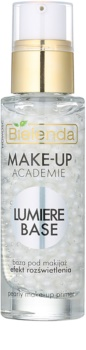 Bielenda Make-Up Academie Lumiere Base base de teint illuminatrice