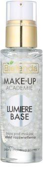 Bielenda Make-Up Academie Lumiere Base rozświetlająca baza pod podkład
