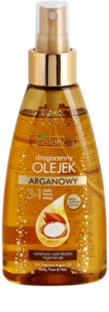 Bielenda Precious Oil  Argan ulei hidratant pe fata , corp si par
