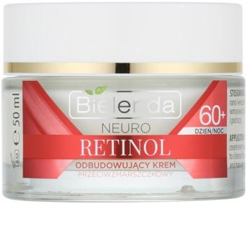 Bielenda Neuro Retinol crema antirid regeneratoare 60+