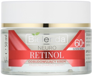 Bielenda Neuro Retinol crema rigenerante antirughe 60+