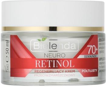 Bielenda Neuro Retinol crème régénérante anti-rides 70+