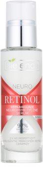 Bielenda Neuro Retinol pomlajevalni serum proti gubam, ki nastajajo zaradi mimike