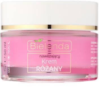 Bielenda Rose Care crema idratante alla rosa per pelli sensibili