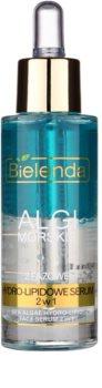 Bielenda Sea Algae Hydro-Lipid 2fázové sérum proti stárnutí pleti