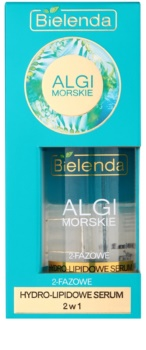 Bielenda Sea Algae Hydro-Lipid sérum biphasé anti-âge