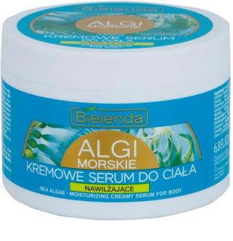 Bielenda Sea Algae Moisturizing Ser corp cremă pentru tonifierea pielii