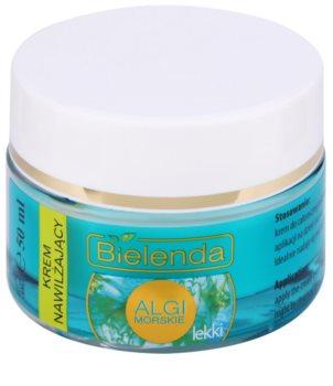 Bielenda Sea Algae Moisturizing leichte, feuchtigkeitsspendende Gel-Creme